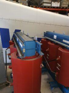 Transformer dry 1250 KVA